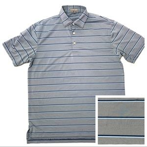 PETER MILLAR Summer Comfort Mens Polo Shirt Size M